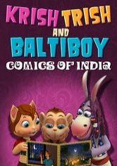 Krish Trish and Baltiboy: Comics of India